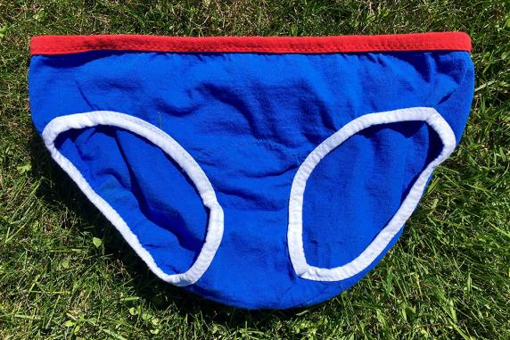 Independent Lobster: M women's undies by Up & Undies